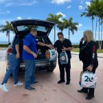 MARIN, ELAJIEK, LOPEZ, & MARTINEZ P.L successfully delivers catered lunch to the medical team working to fight COVID-19 cases at Mercy Hospital Miami – April 2020